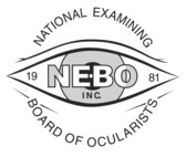 logo for National Examining Board of Ocularists